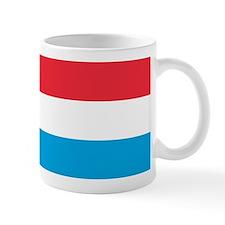 Flag of Luxembourg Mug