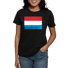Flag of Luxembourg Tee