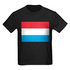 Flag of Luxembourg T