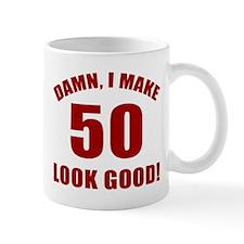 Damn 50th Birthday Mug