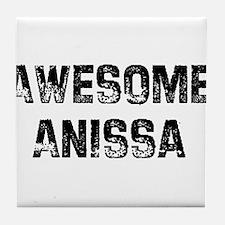 Awesome Anissa Tile Coaster