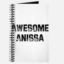 Awesome Anissa Journal