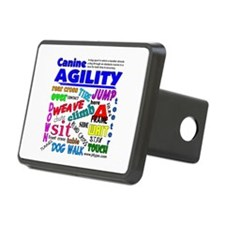 Canine Agility Hitch Cover