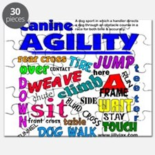 Canine Agility Puzzle