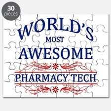 World's Most Awesome Pharmacy Tech Puzzle