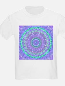Funky Fresh Purple Mandala T-Shirt