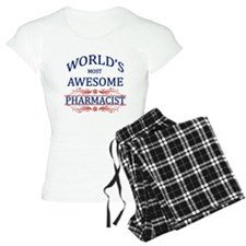 World's Most Awesome Pharmacist Pajamas
