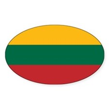 Flag of Lithuania Decal