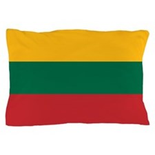 Flag of Lithuania Pillow Case