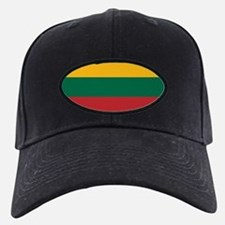 Flag of Lithuania Baseball Hat