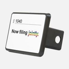 Married, Filing Jointly--Pride 2013 T-shirt Hitch