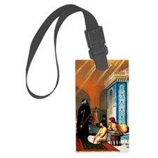 Gerome - Pool in a Harem Luggage Tag