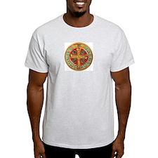 3-Benedict_Medal_Reverse-1.jpg T-Shirt