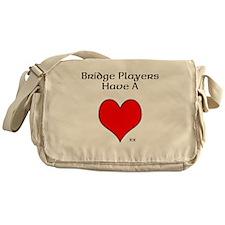 Cute Player Messenger Bag