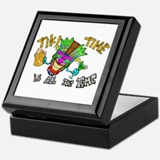 Tike Time is all the Time Keepsake Box