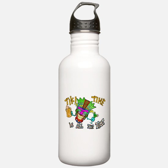 Tike Time is all the Time Water Bottle