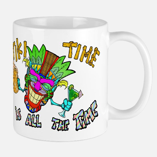 Tike Time is all the Time Mug