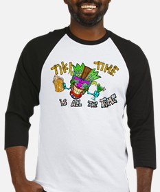 Tike Time is all the Time Baseball Jersey