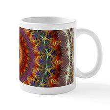 Natural Earth Mandala Small Mug