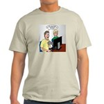 Video Game Realism Light T-Shirt