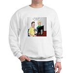 Video Game Realism Sweatshirt