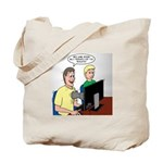 Video Game Realism Tote Bag