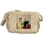 Video Game Realism Messenger Bag