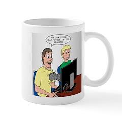 Video Game Realism Mug
