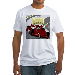 Racing GPS Fitted T-Shirt