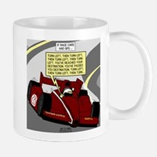 Racing GPS Mug