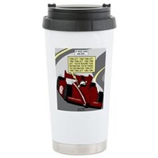 Racing GPS Travel Mug