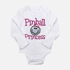 Pinball Princess Body Suit
