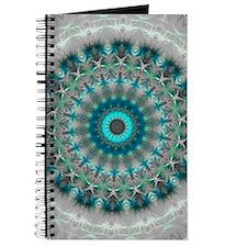 Blue Earth Mandala Journal