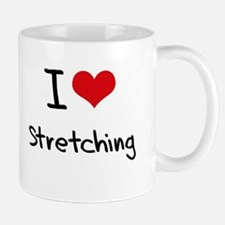 I love Stretching Mug