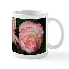Begonia flowers in bloom Mug