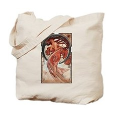 Mucha Dance Tote Bag