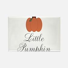 Little Pumpkin Rectangle Magnet (100 pack)