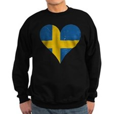Sweden heart Sweatshirt