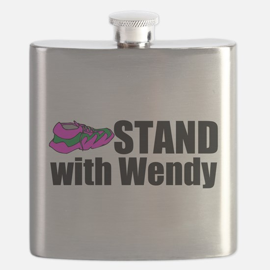 Stand with Wendy Flask