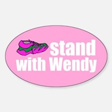 Stand with Wendy Decal