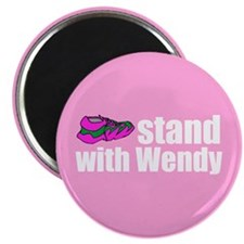 Stand with Wendy Magnet