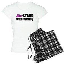 Stand with Wendy Pajamas