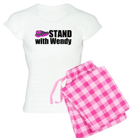 Stand with Wendy Women's Light Pajamas