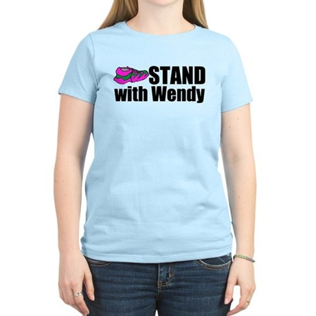 Stand with Wendy Women's Light T-Shirt