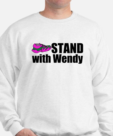 Stand with Wendy Sweatshirt