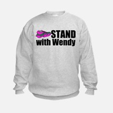Stand with Wendy Sweatshirt