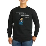 Miko: Bump uglies... Long Sleeve Dark T-Shirt