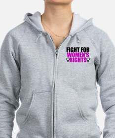 Women's Rights Zip Hoodie