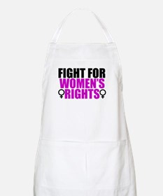 Women's Rights Apron