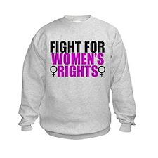 Women's Rights Sweatshirt